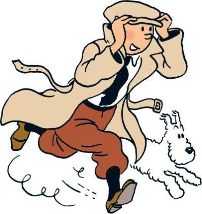 Tintin et Milou